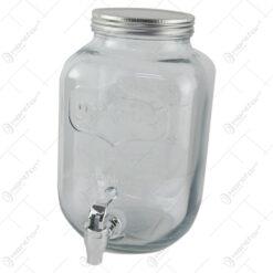 Sticla 4 l cu capac si robinet