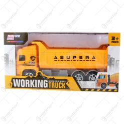 Basculanta din plastic Working Truck