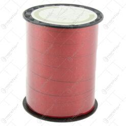 Rola panglica cu glitter din plastic 10 mmx500 CM