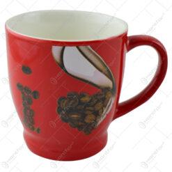 Cana din ceramica 8 CM