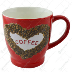 Rosu - Coffee inimioara