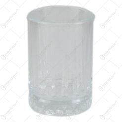 Set 6 pahare din sticla Elysia 60 ml