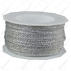 Snur rasucit Loire Argint 2mmx50 m