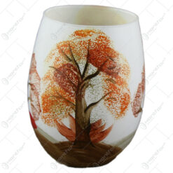 Vaza din sticla 12 CM