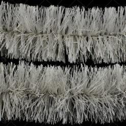 Beteala pentru bradul de Craciun 200 CM - Alb